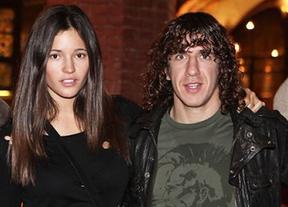 Los celos podrían ser la causa de la ruptura de Puyol y Malena Costa