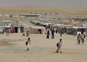 Más tragedia siria: un millón de niños refugiados tras abandonar sus hogares por causa de la guerra