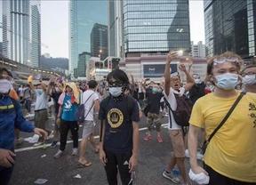 China trata de acallar las protestas bloqueando Instagram