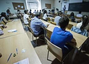 Examen de Selectividad en la UCLM