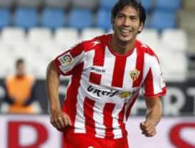 Almería triunfa en eliminatoria de Copa del Rey ante Mallorca