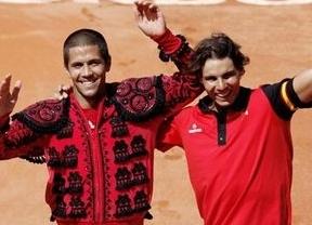 Los 'toreros' dominan el tenis mundial en vísperas de la Davis: único país con tres entre los 10 primeros de la ATP