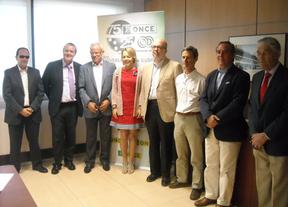 La ONCE premia a cinco instituciones y empresas en sus V Premios Solidarios Castilla-La Mancha