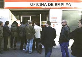 En España hay 1,3 millones de ciudadanos que no cobran presatación del paro