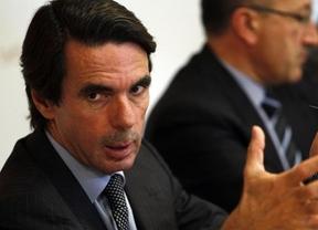Wikipedia 'mata' a Aznar y Twitter le da ánimos