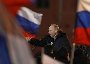 Todo sigue igual... Putin vuelve al Kremlin