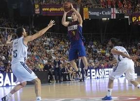 Más emoción, imposible: el Barça gana y manda la finalísima de la Liga ACB al último partido