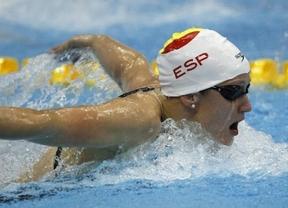 Mireia se cuelga otro metal con nuevo récord de España: plata en 800 metros libre en el Campeonato del Mundo
