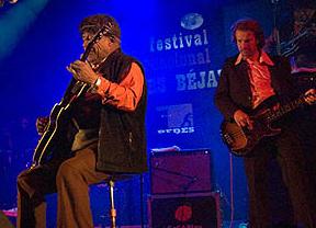 Los mejores 'blueseros' nacionales e internacionales se dan cita en el Festival de Béjar