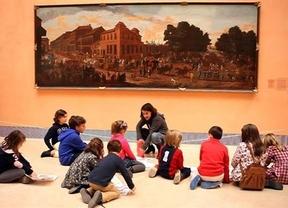 El Thyssen ofrece un recorrido para familias de turistas