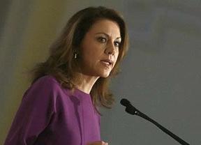 Cospedal repetirá como candidata en Castilla-La Mancha en 2015