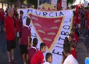 Más leña a la polémica: el Murcia ataca a la Liga por su