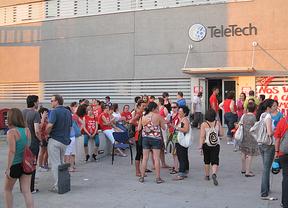 Los sindicatos piden indemnización de 25 días por el ERE de Teletech