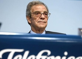 Alierta considera que la plantilla de Telefónica España está