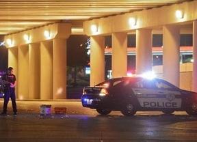 Tiroteo con 2 muertos en Dallas durante una exposición de caricaturas del profeta Mahoma