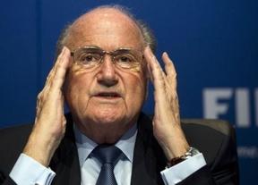 Blatter, en campaña de reelección: ve