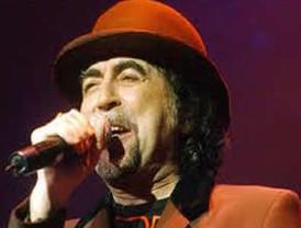 Joaquín Sabina agrega más funciones; hará cuatro en el Luna Park