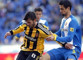 El Zaragoza resucita para frenar el sueño europeo del Espanyol (0-2)