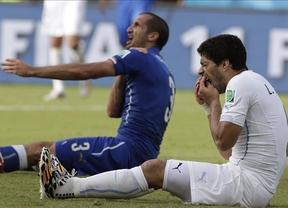 El último mordisco de 'Caníbal' Luis Suárez tendrá sanción: la FIFA le abre expediente disciplinario