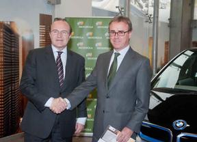 Iberdrola y BMW firman un acuerdo para impulsar la movilidad eléctrica en España