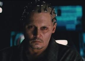 Johnny Depp protagoniza el espectacular tráiler de 'Transcendence'