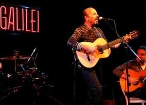 Javier Ruibal, mucho más que un músico, vuelve a 'su' sala emblemática Galileo Galilei