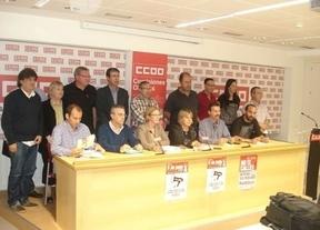 Nace una Plataforma Sindical y de Empleados Públicos con 21 entidades