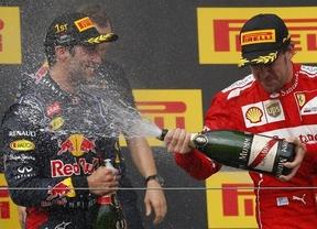 Meritorio segundo puesto de Alonso en el GP de Hungría, donde Ricciardo se impuso a los Mercedes