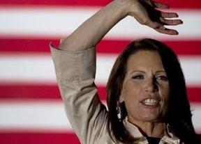 Elecciones primarias en EEUU: Bachmann queda sexta y dice adiós a la contienda republicana