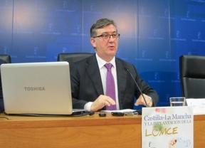 Marcial Marín desmiente que vaya a haber más despidos de docentes