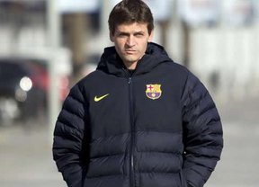 'Ja soc aquí': Tito Vilanova ha regresado a Barcelona este martes de Nueva York