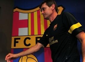 Vilanova, heredero de Guardiola y artífice de la Liga de los 100 puntos