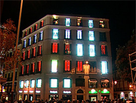 Desigual inaugura su tienda más grande del mundo en Madrid