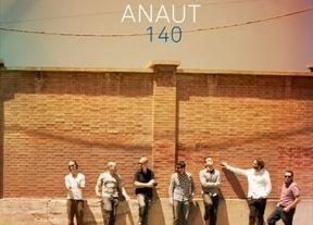 Ya está aquí el debut de Anaut, un disco impulsado por 140 personas a través del 'crowdfunding'