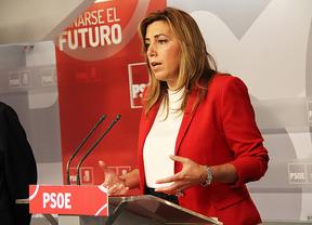 Susana Díaz se borra, por ahora, de la carrera hacia La Moncloa
