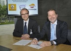 Repsol y Renault se alían para impulsar el mercado del AutoGas en España