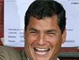 El populista Rafael Correa se impone al conservador Alvaro Noboa en las elecciones presidenciales ecuatorianas