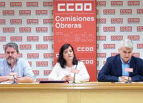 CCOO recurre ante la justicia las condiciones laborales del nuevo hospital de Toledo