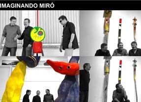 Jazz en el 'Reina Sofía': excitante, emocionante, turbador, evocador, y total 'Imaginando Miró', de Ignasi Terraza