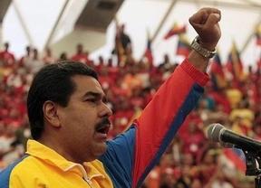 Maduro logra ganar una reñidas elecciones en Venezuela