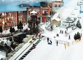 Londres construirá la pista de esquí cubierta más grande del Reino Unido