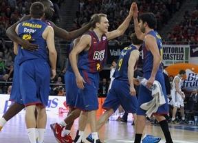 Golpe de estado en el basket copero: el Barça destrona a un Madrid que era el gran favorito (111-108)
