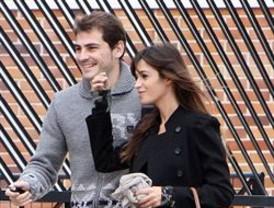 Iker Casillas y Sara Carbonero dicen adiós... al año 2010