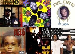 Los 20 discos más importantes de la historia del hip hop