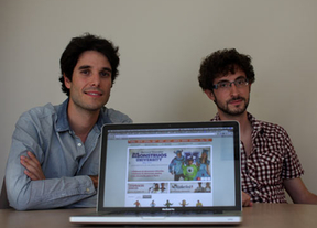 Carlos y Antonio venden diversión con Funiglobal