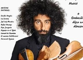 Un cumpleaños muy especial: Malikian celebra sus tres lustros en España con un concierto solidario