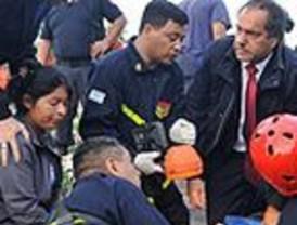 Milagroso rescate a una nena que se había caído a un pozo