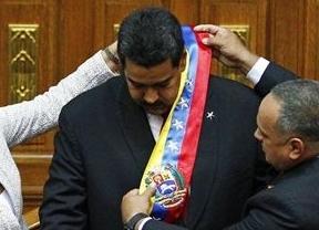 El 'diplomático' Maduro