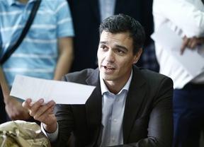 Pedro Sánchez, el favorito de los diputados socialistas, según una encuesta