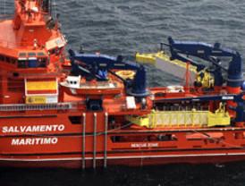 La Armada realiza un ejercicio de salvamento y rescate de submarinos en aguas del Mediterráneo
